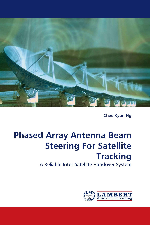 Phased Array Antenna Beam Steering For Satellite Tracking