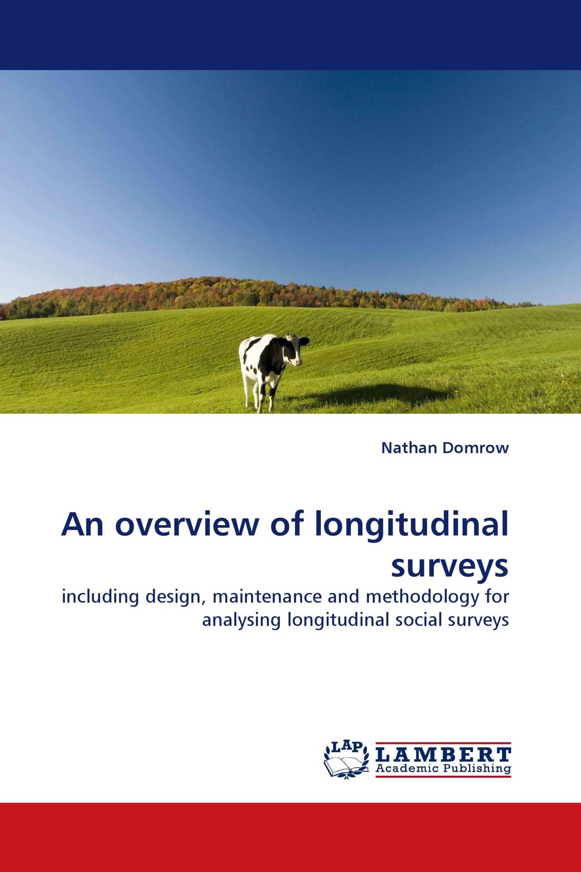An overview of longitudinal surveys