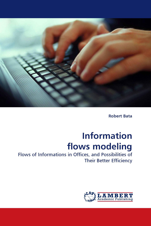 Information flows modeling