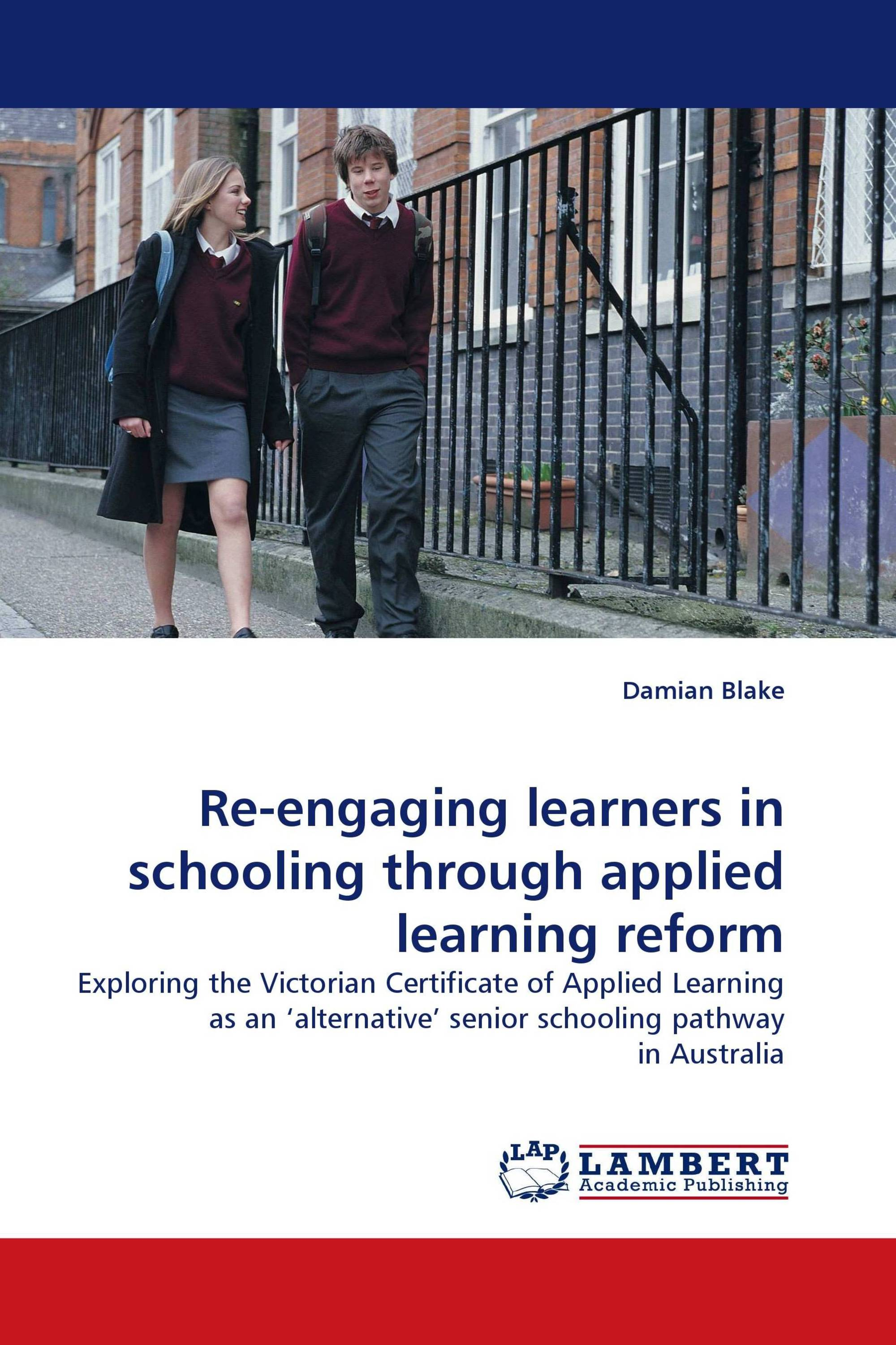 Re-engaging learners in schooling through applied learning reform