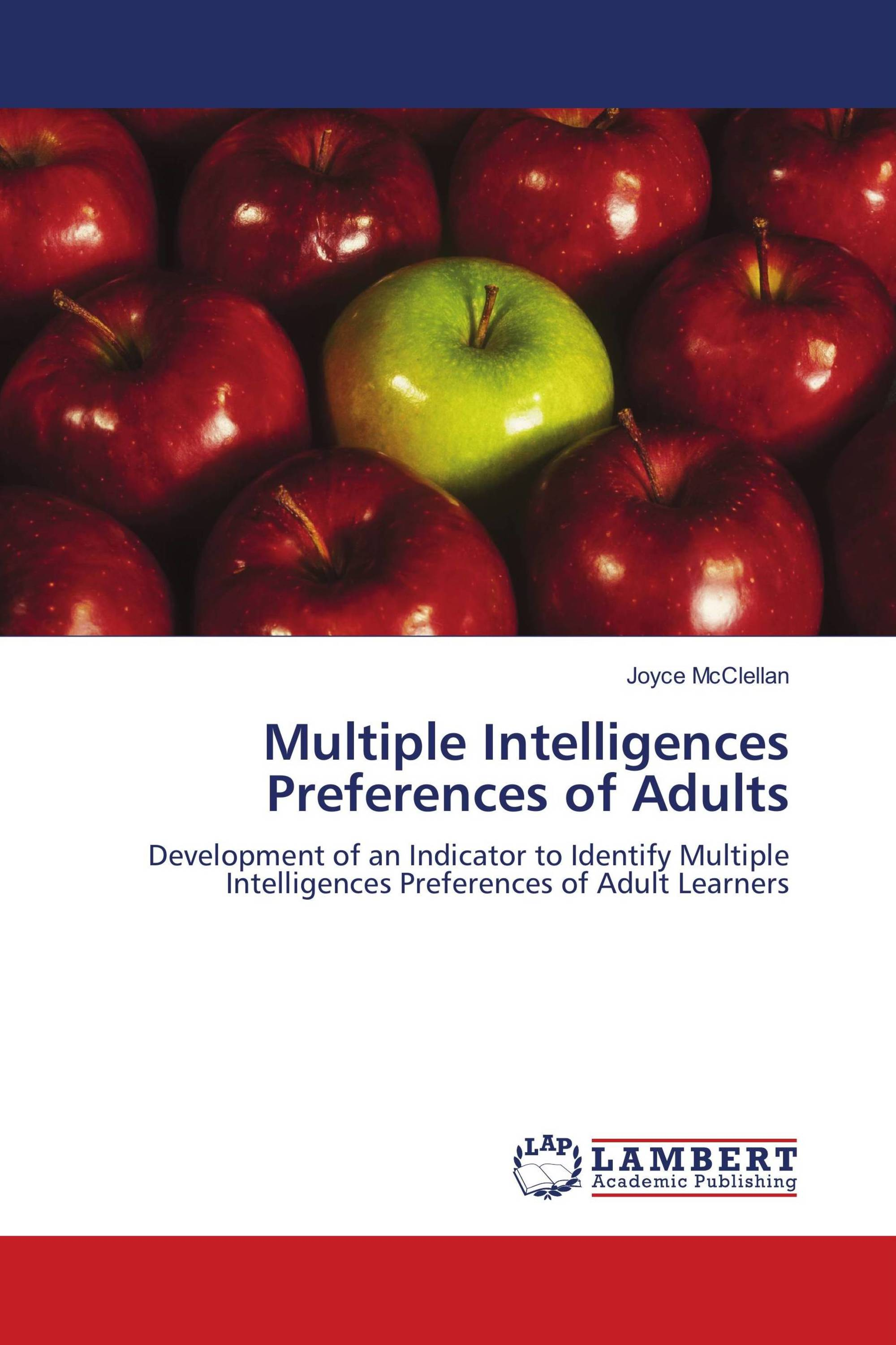 Multiple Intelligences Preferences of Adults