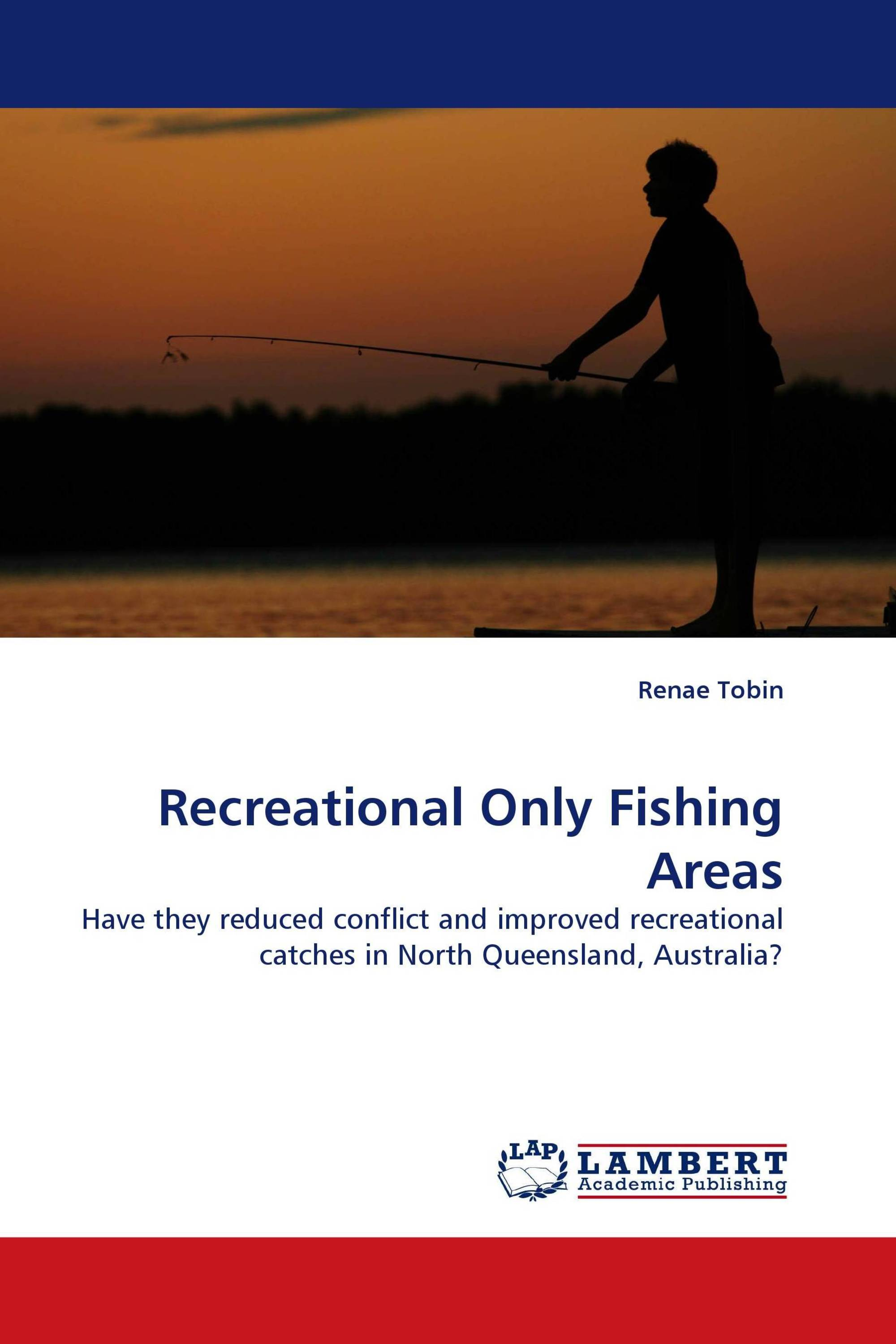 Recreational Only Fishing Areas