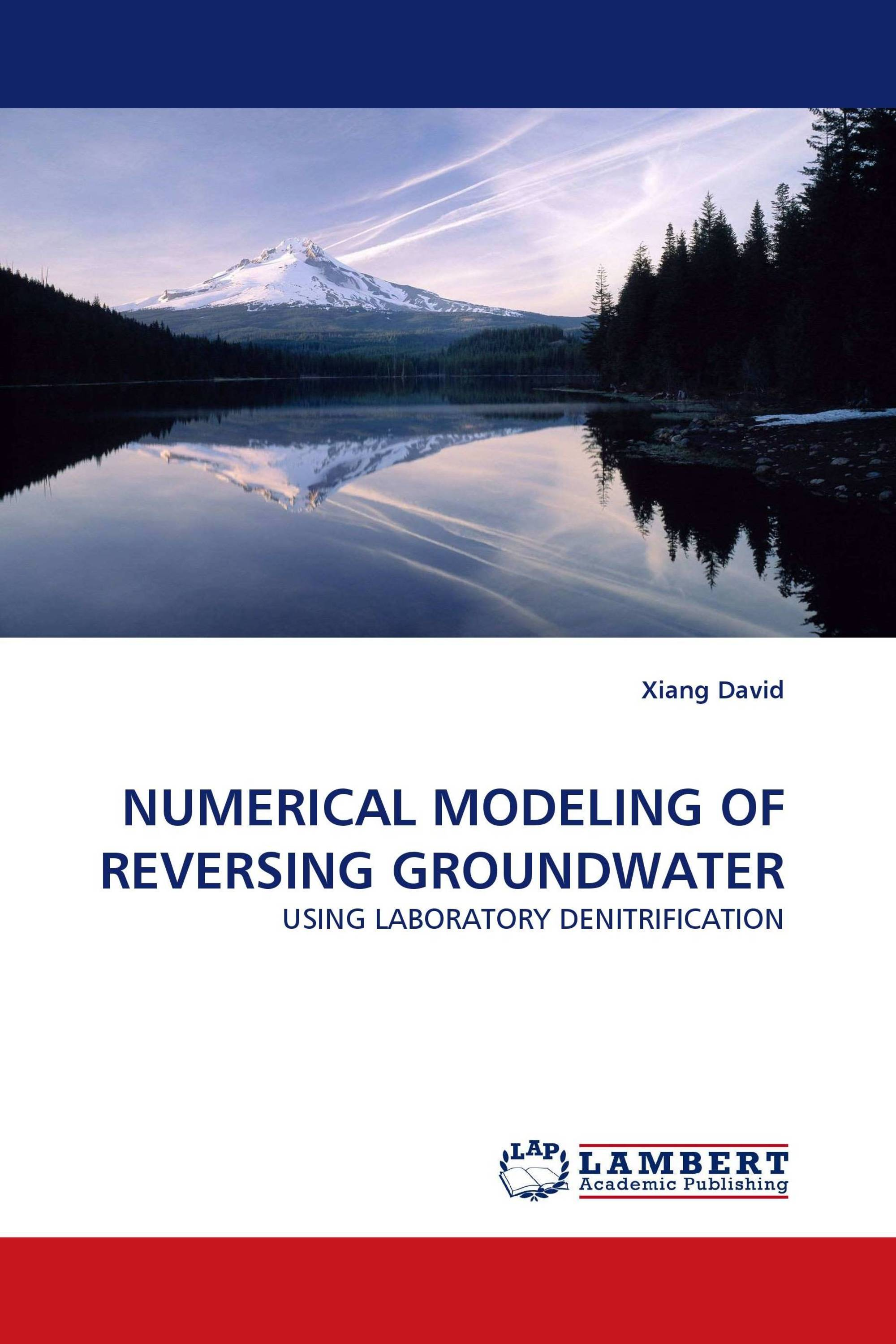 NUMERICAL MODELING OF REVERSING GROUNDWATER
