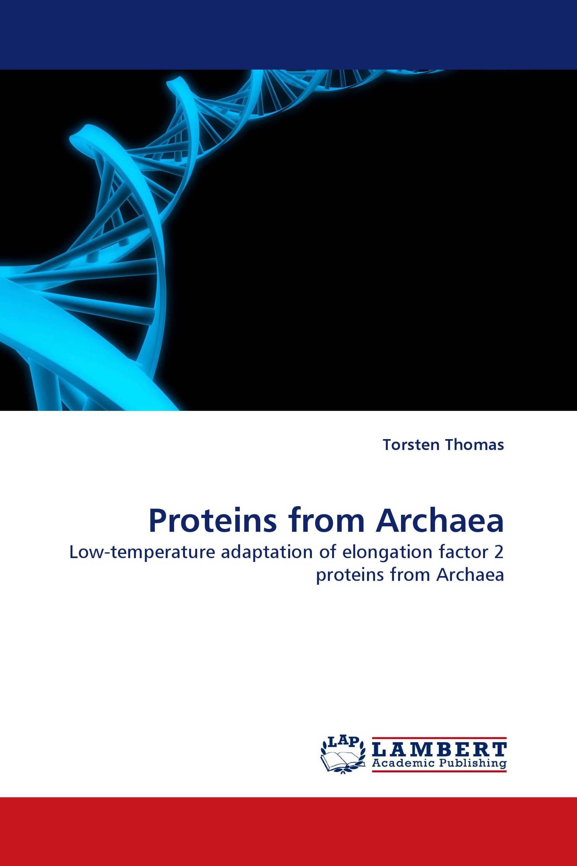 Proteins from Archaea