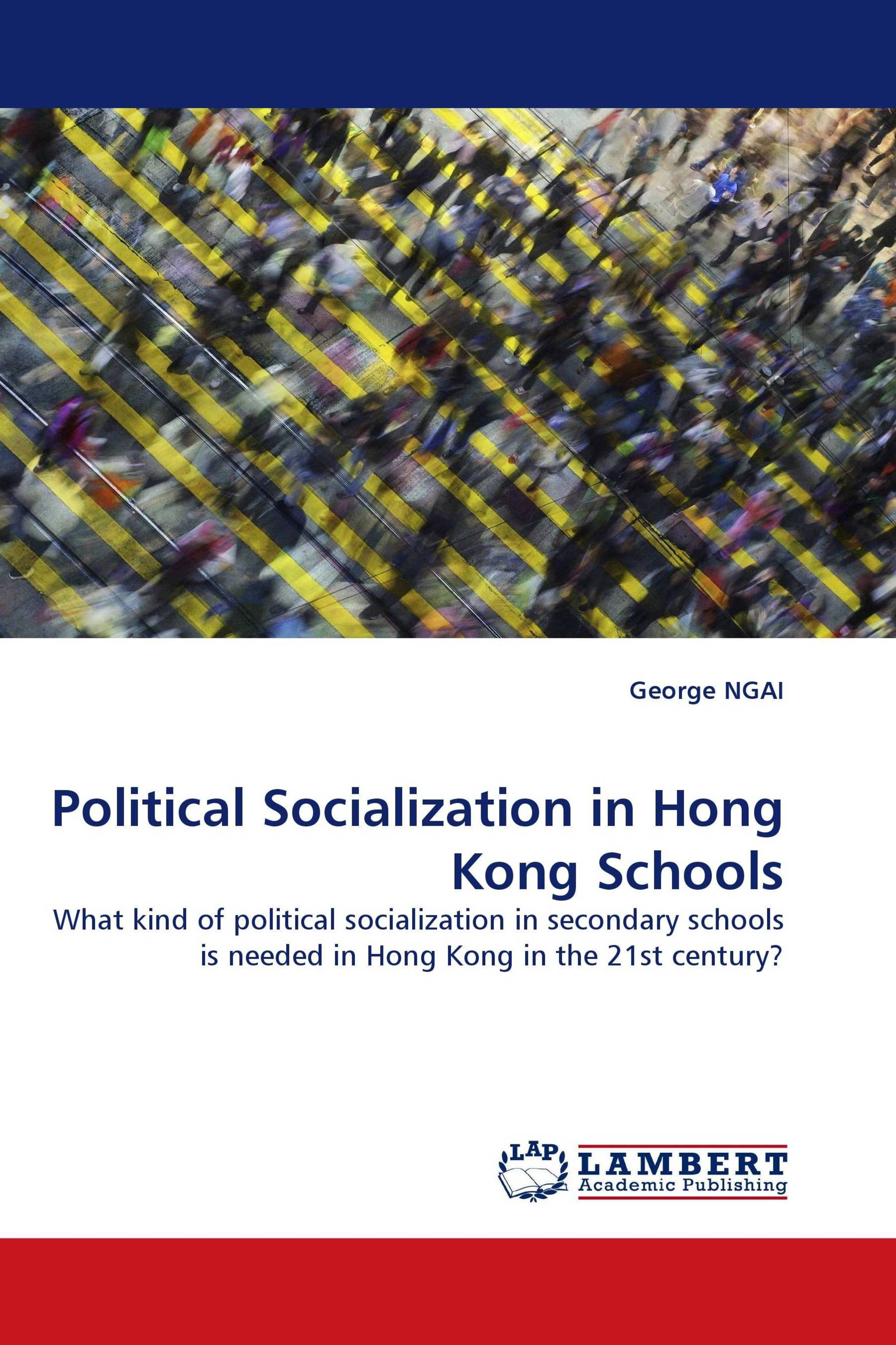 thesis political socialization