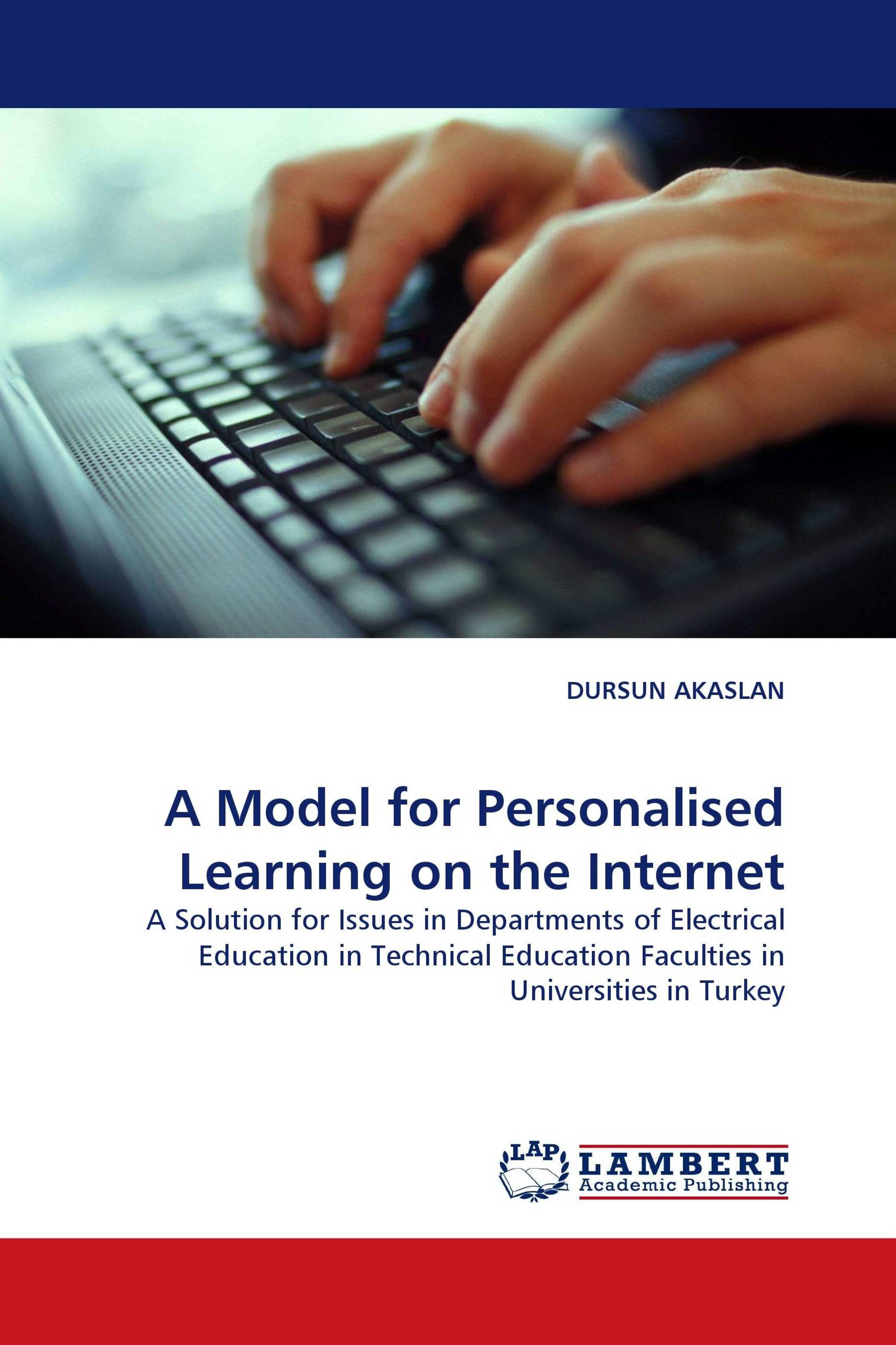 A Model for Personalised Learning on the Internet