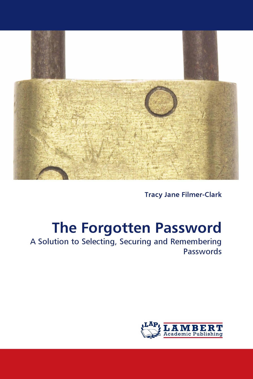 The Forgotten Password