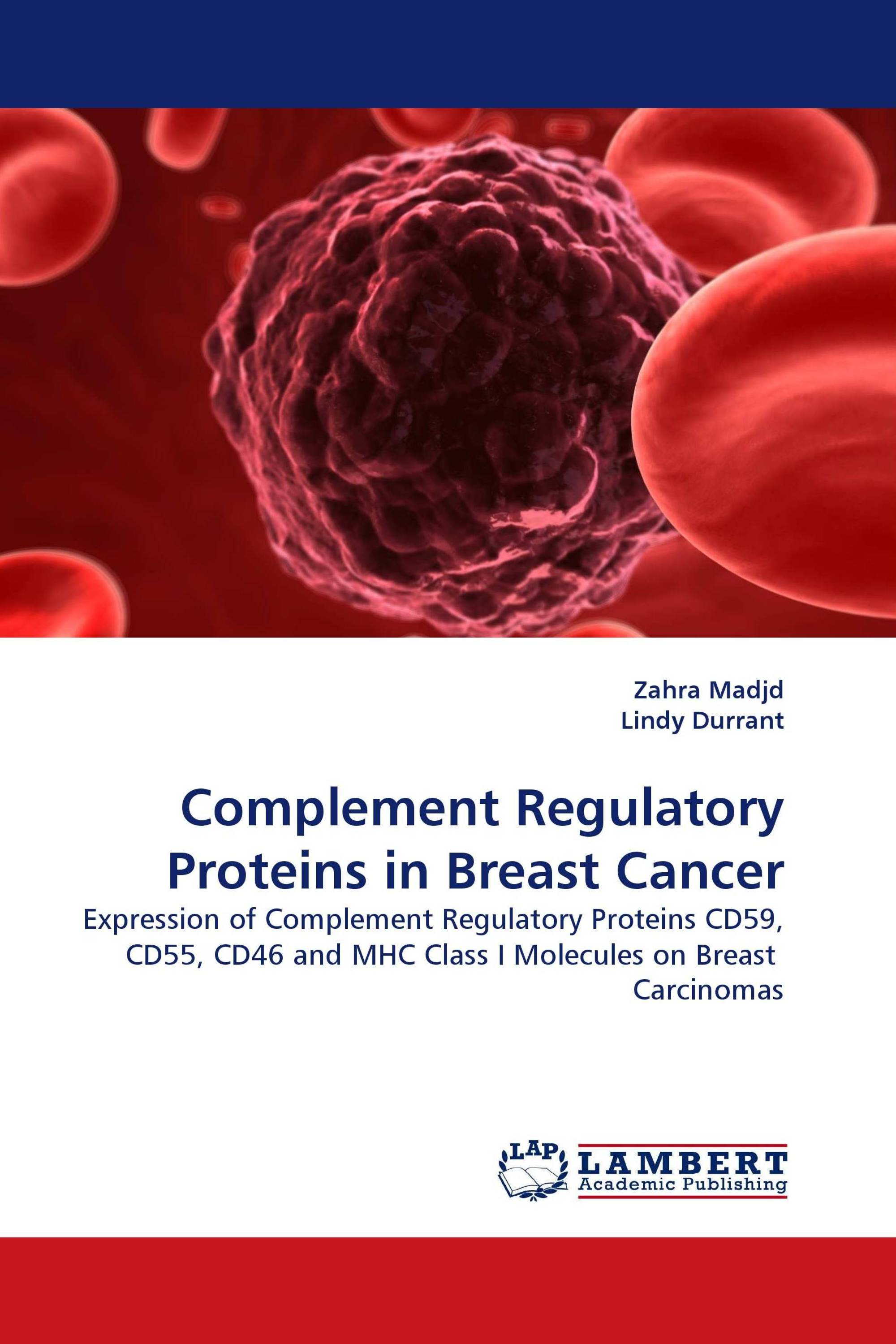Complement Regulatory Proteins in Breast Cancer