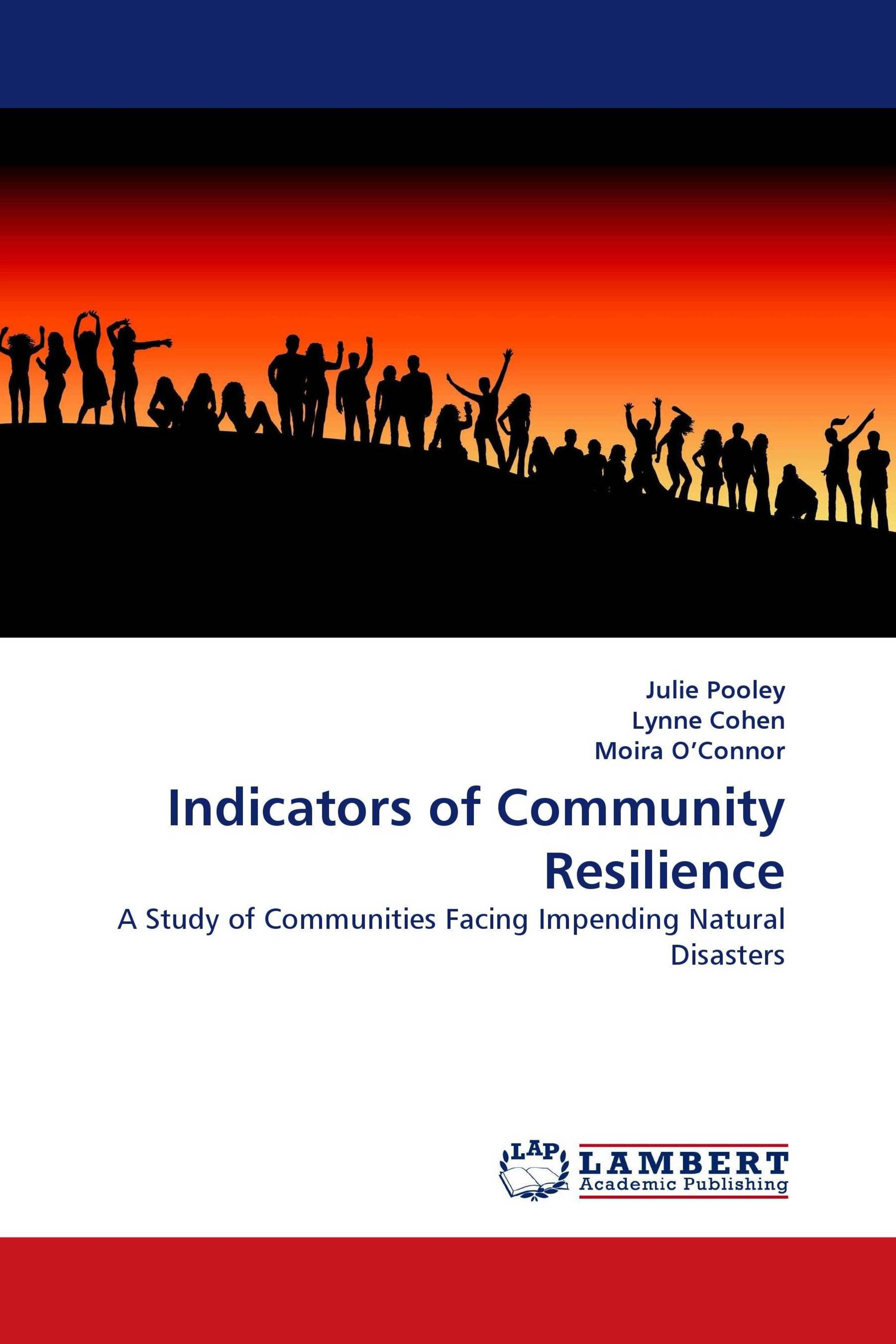 Indicators of Community Resilience