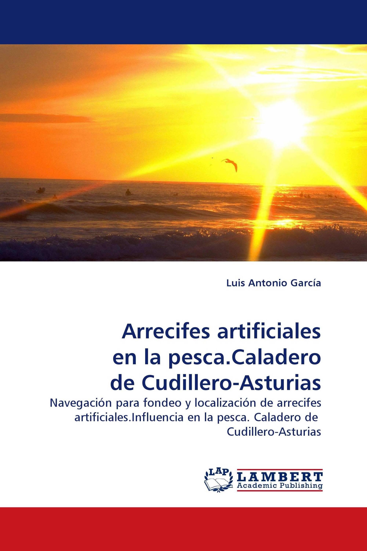 Arrecifes artificiales en la pesca.Caladero de Cudillero-Asturias