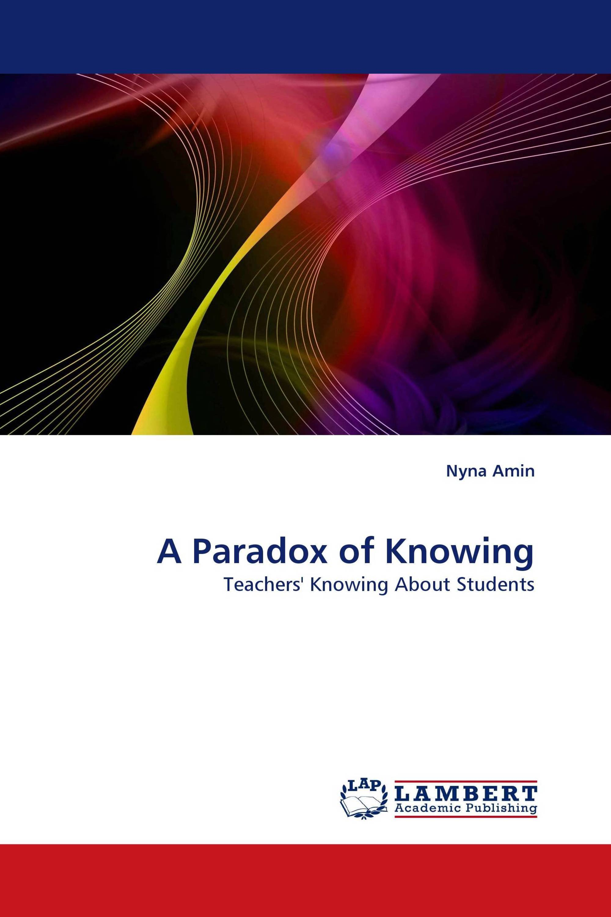 A Paradox of Knowing
