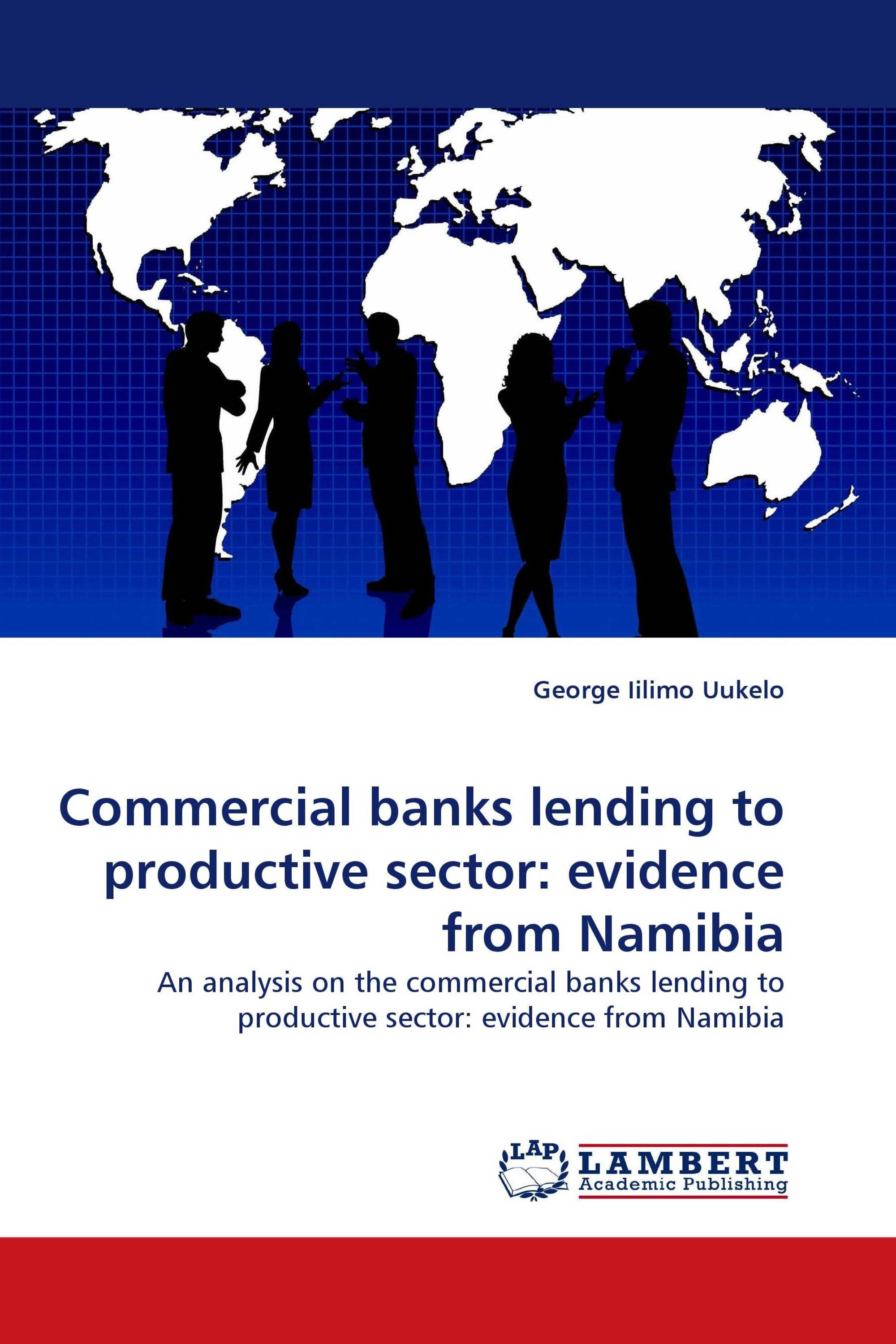 Commercial banks lending to productive sector: evidence from Namibia