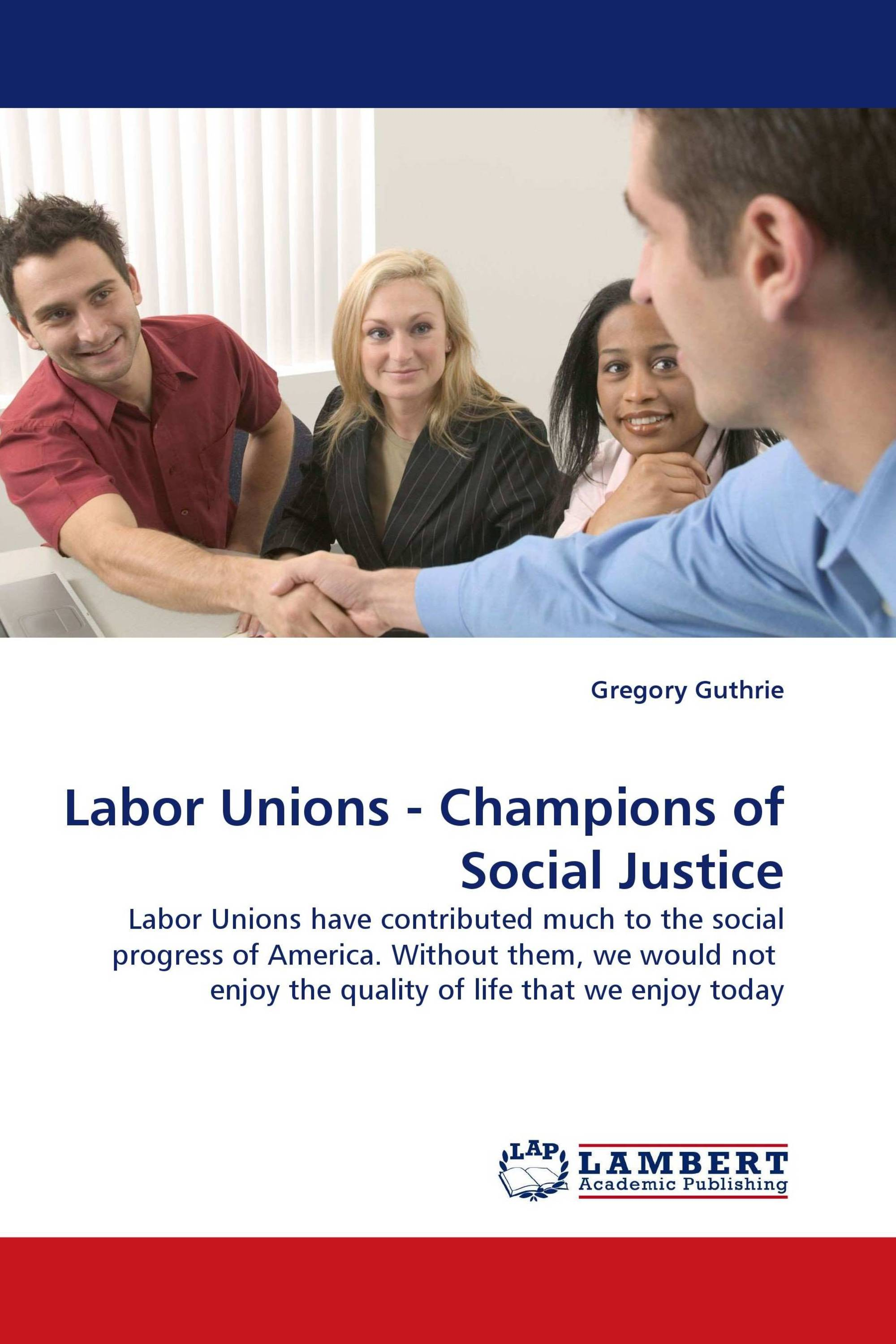 an essay on why unions Unions as collective bargaining units transcend other contextual differences in these countries the second essay analyzes the impact of unions on economic performance of establishments in the manufacturing sector in argentina, bolivia, chile, mexico, panama and uruguay.