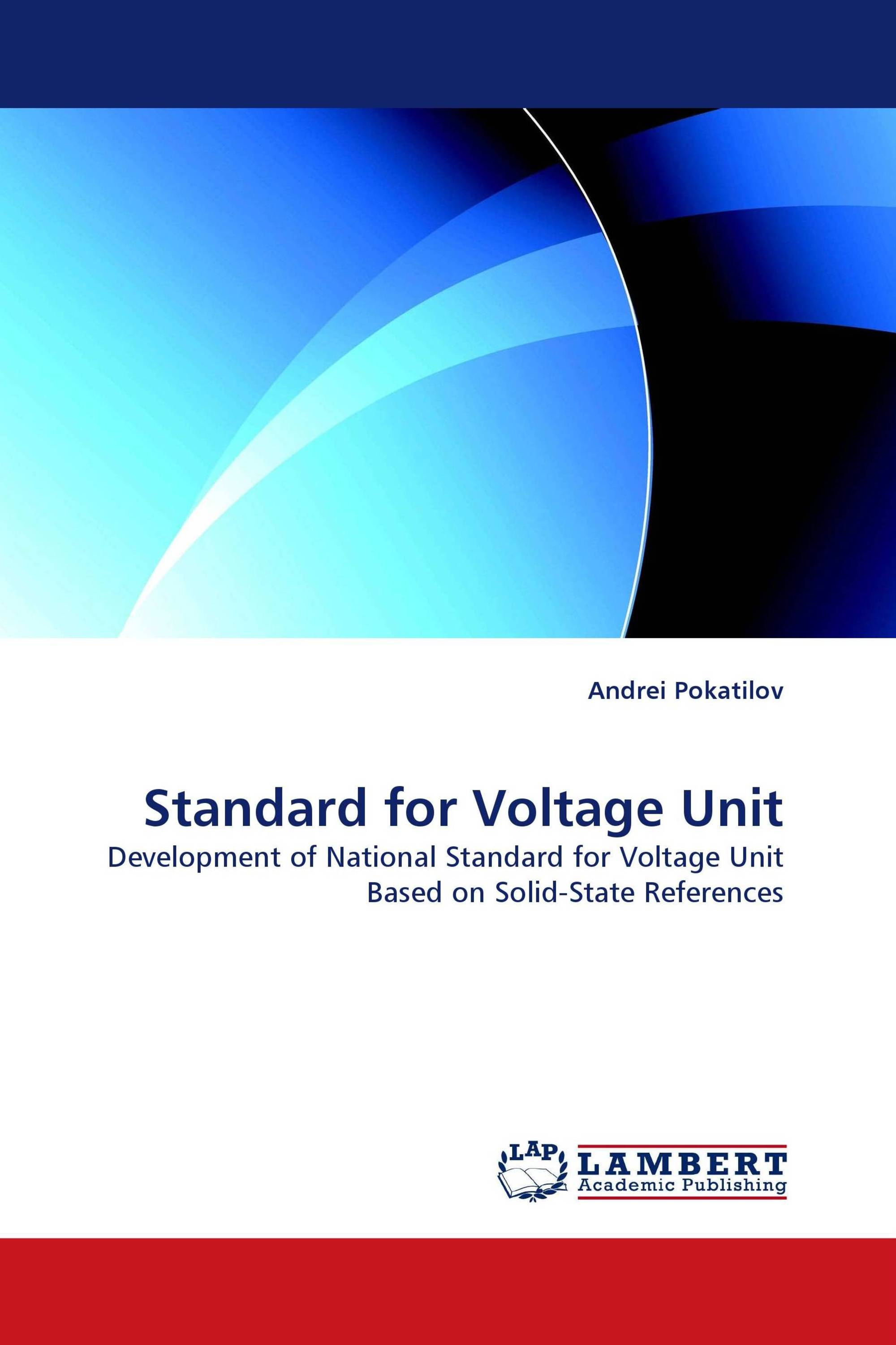 Standard for Voltage Unit