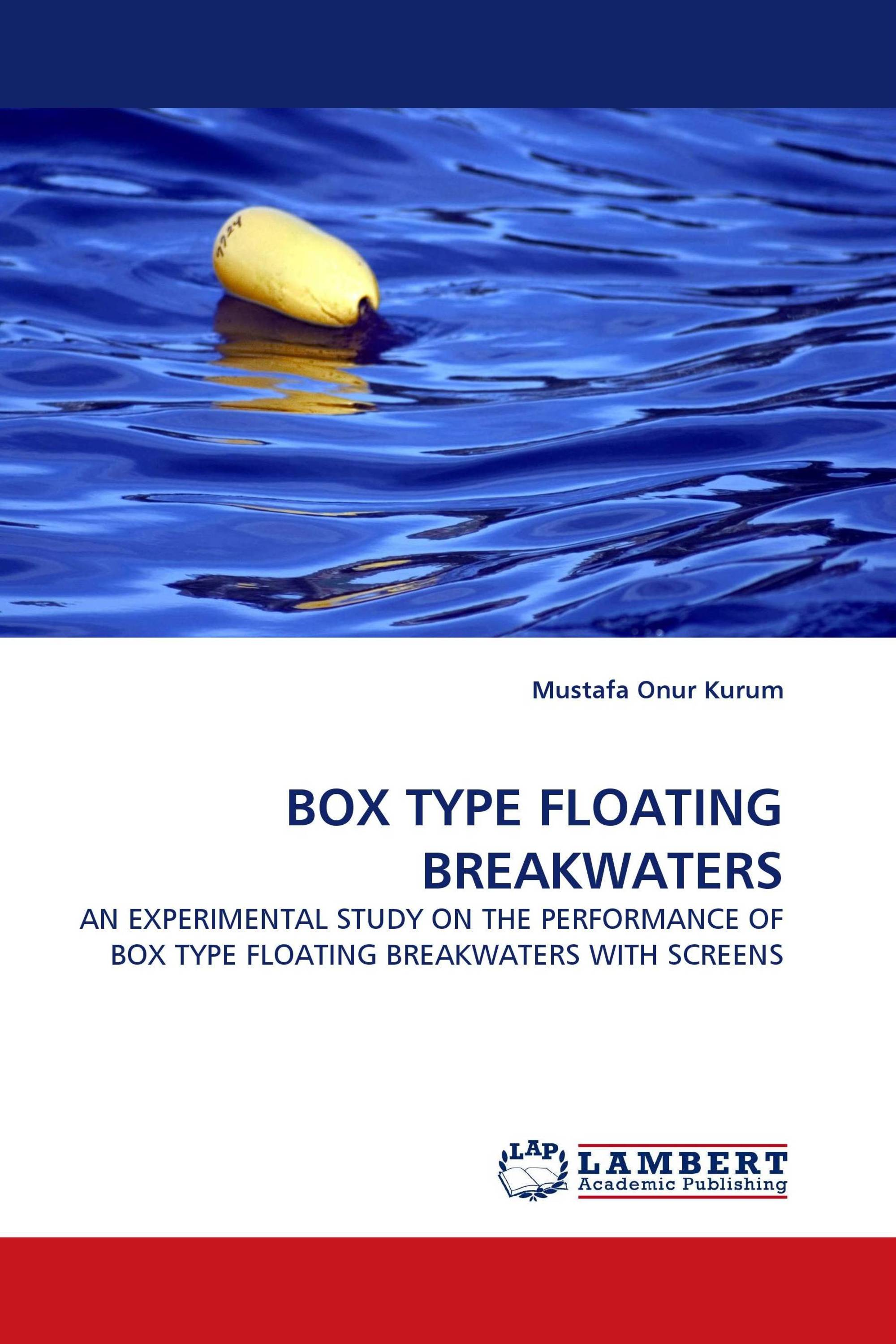 BOX TYPE FLOATING BREAKWATERS