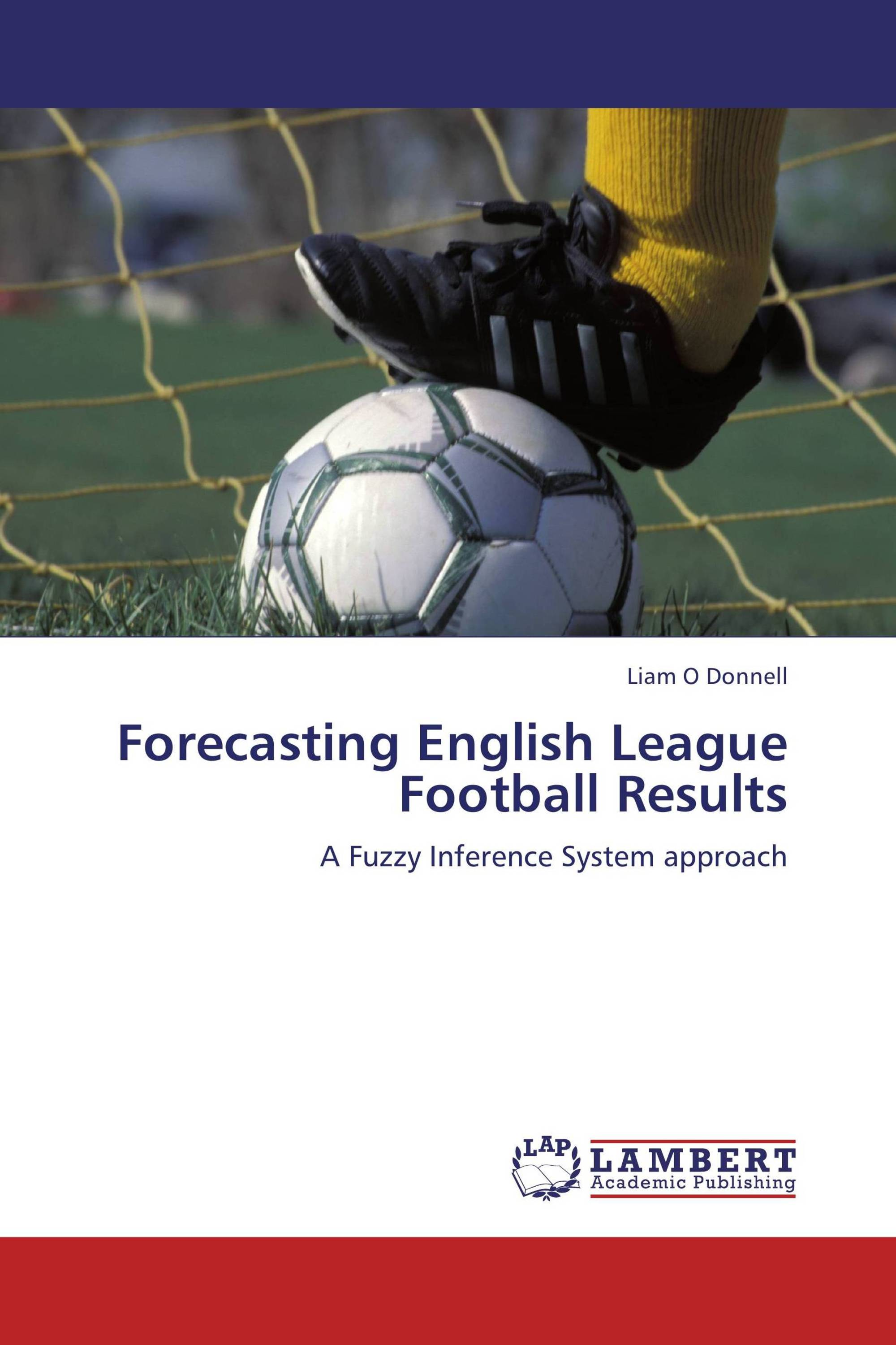 Forecasting English League Football Results