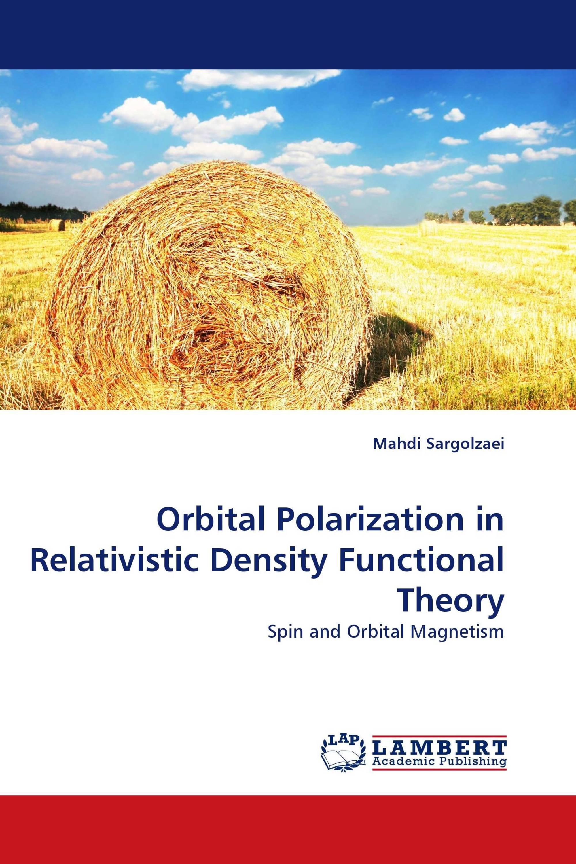 Orbital Polarization in Relativistic Density Functional