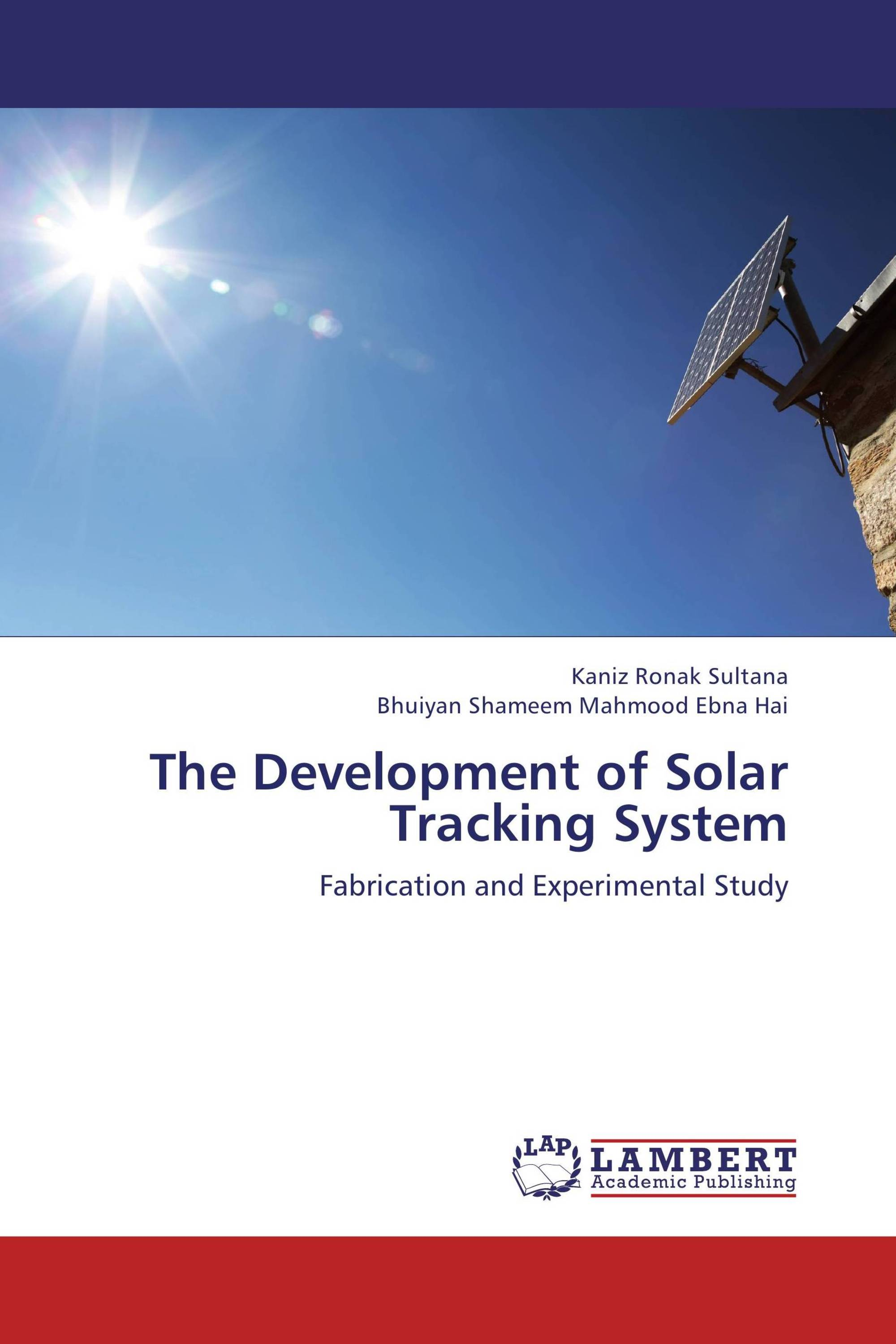 The Development of Solar Tracking System