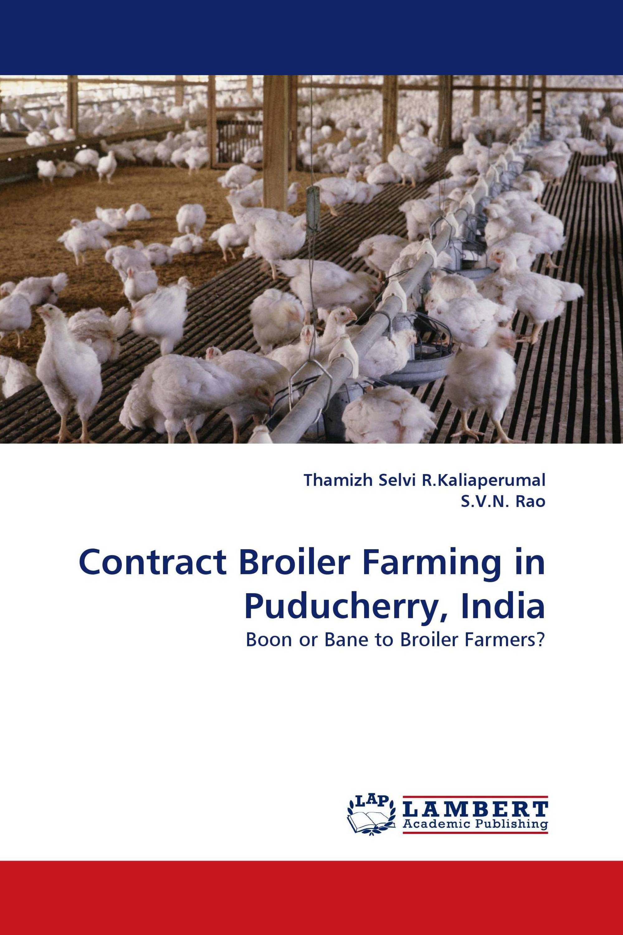 Broiler contract dissertation farming