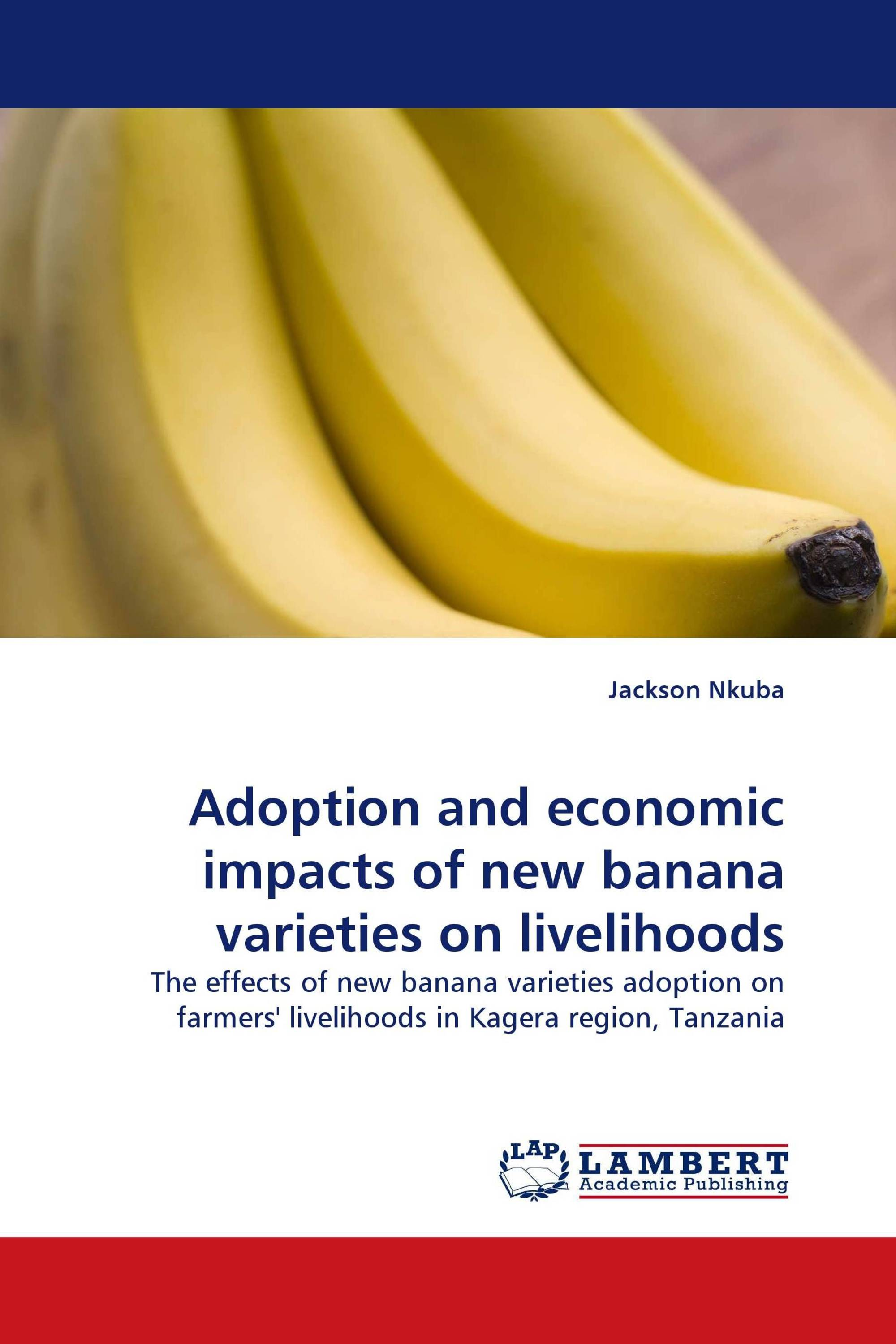Adoption and economic impacts of new banana varieties on livelihoods
