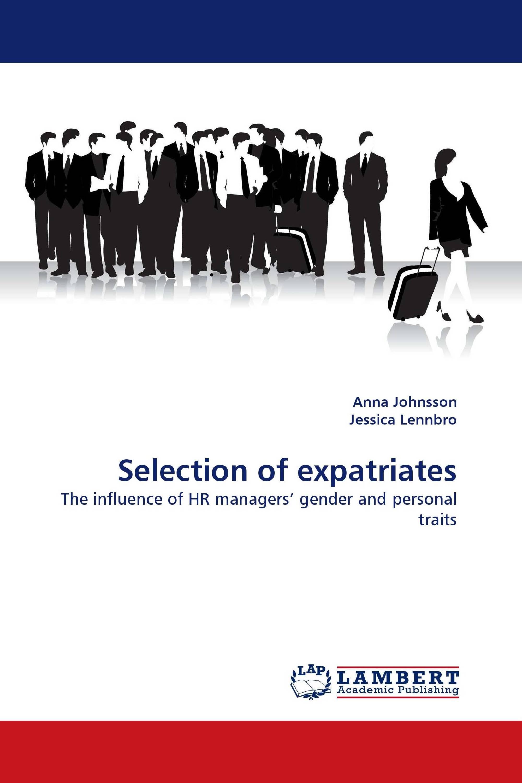 Selection of expatriates