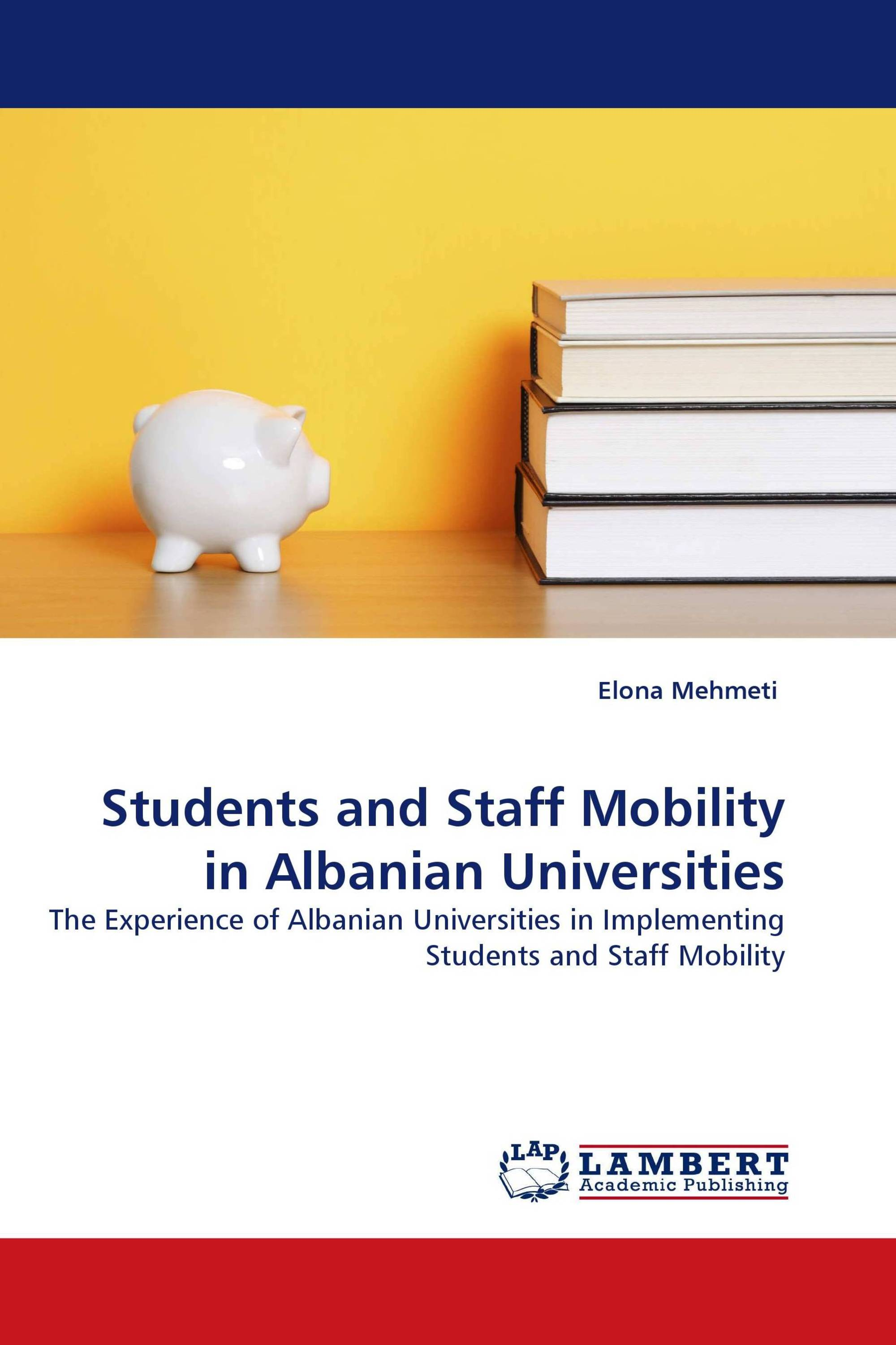 Students and Staff Mobility in Albanian Universities