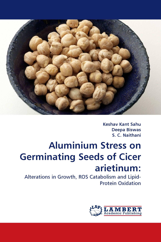 Aluminium Stress On Germinating Seeds Of Cicer Arietinum