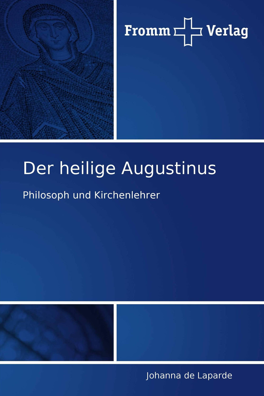 Der heilige Augustinus