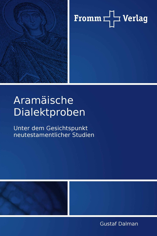 Aramäische Dialektproben