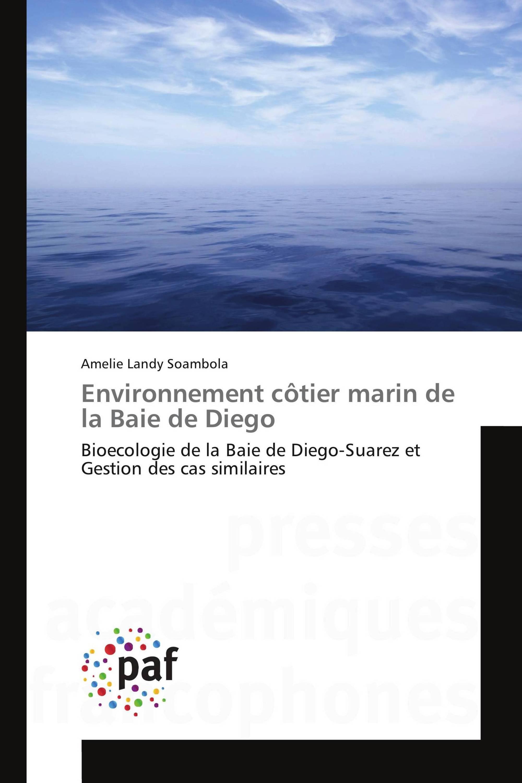Environnement côtier marin de la Baie de Diego