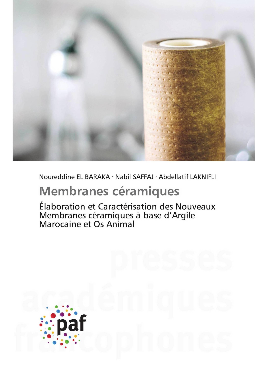Membranes céramiques