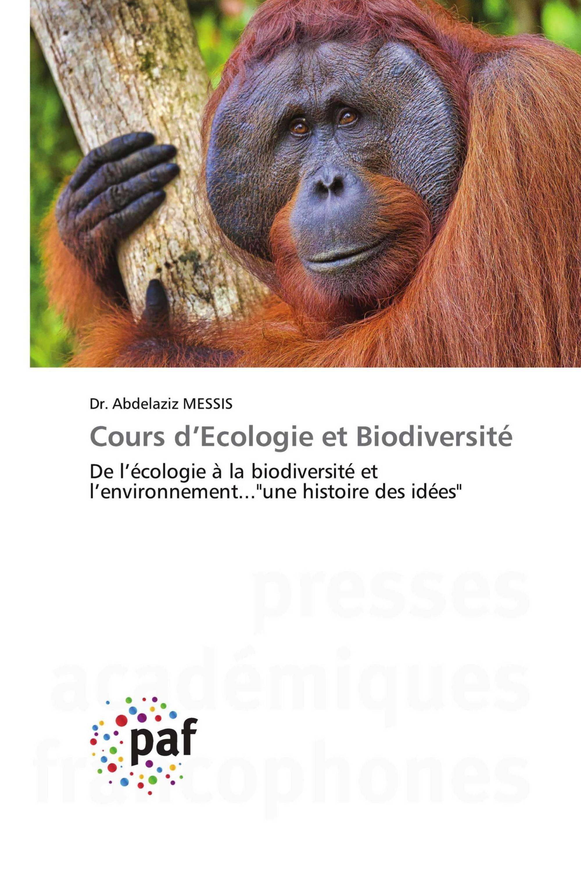 Cours d'Ecologie et Biodiversité