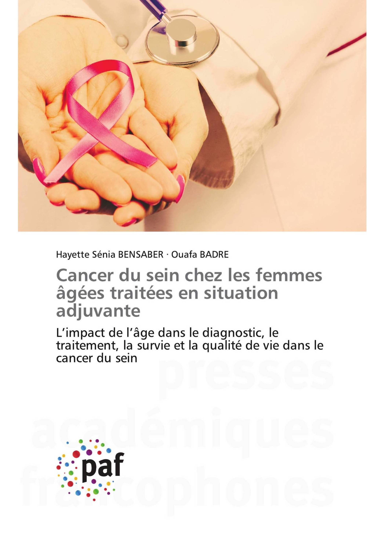 Cancer du sein chez les femmes âgées traitées en situation adjuvante