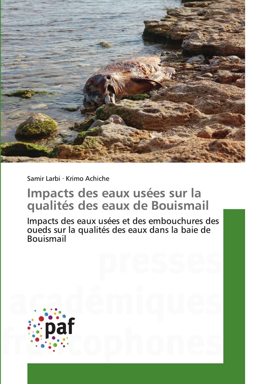 Impacts des eaux usées sur la qualités des eaux de Bouismail