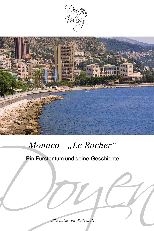 """Monaco - """"Le Rocher"""""""