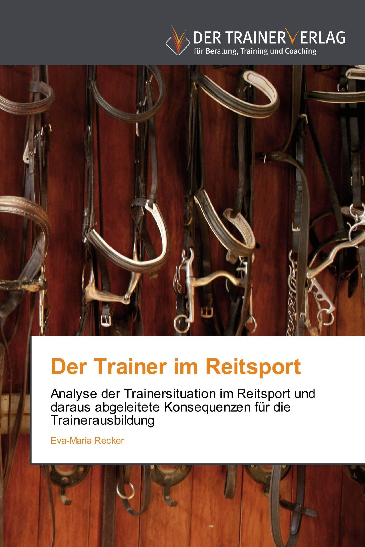 Der Trainer im Reitsport