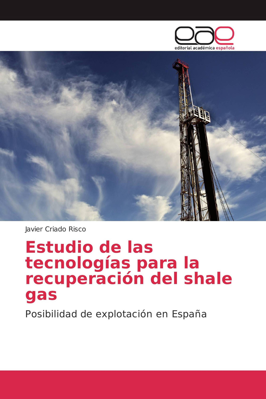 Estudio de las tecnologías para la recuperación del shale gas