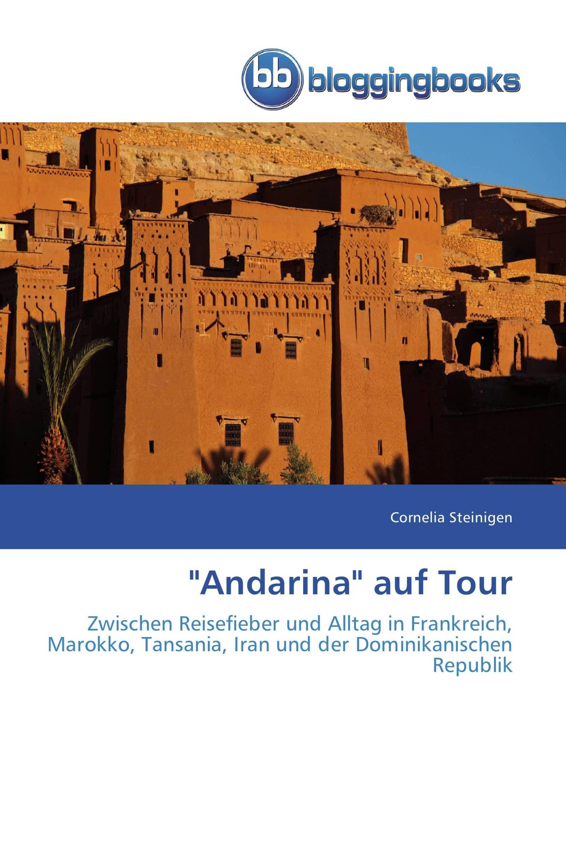 """""""Andarina"""" auf Tour"""