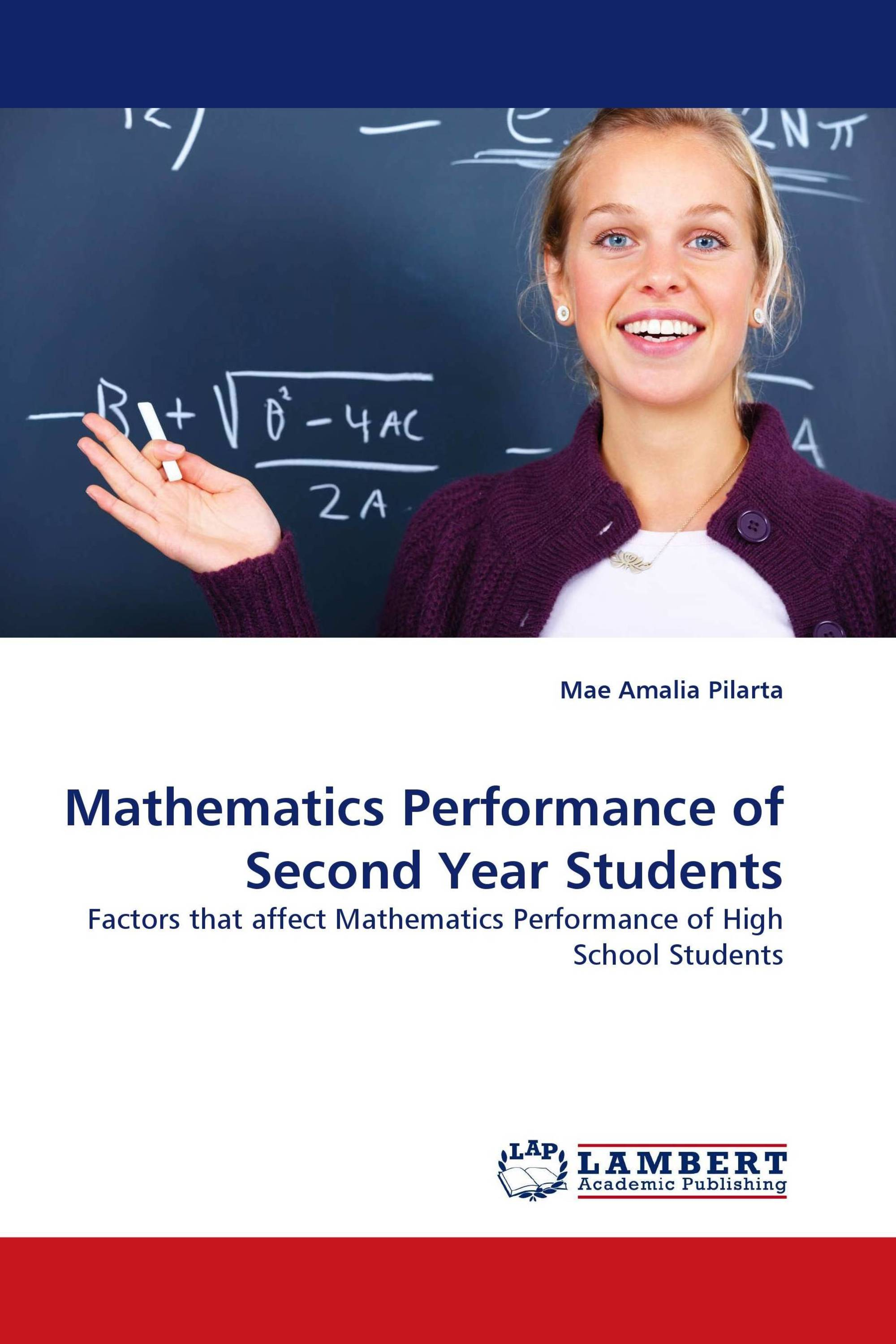 factors affecting performance in mathematics Factors leading to poor performance in mathematics subject in kibaha secondary schools isack michael a dissertation submitted in partial fulfilment of the.
