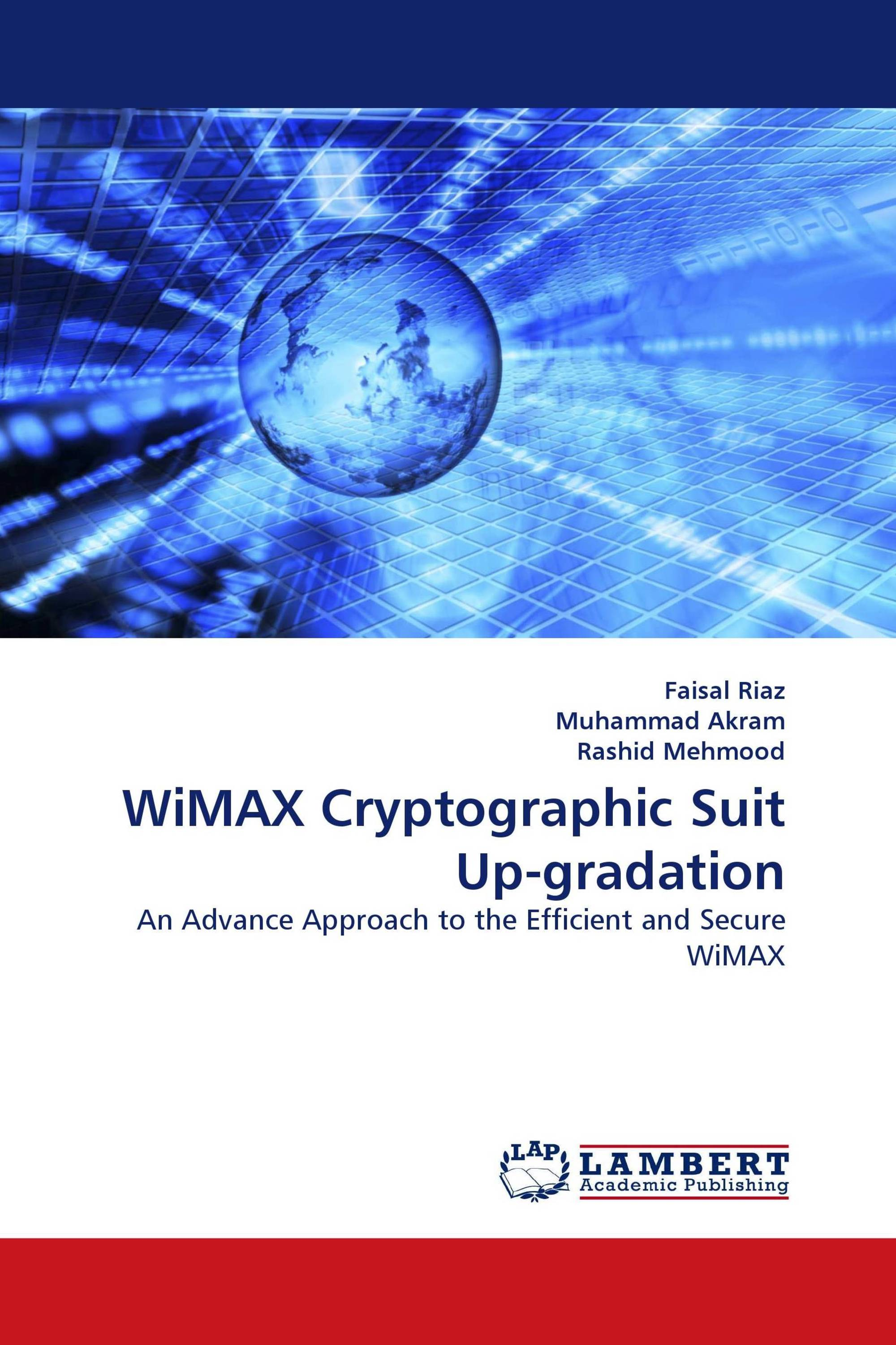 WiMAX Cryptographic Suit Up-gradation