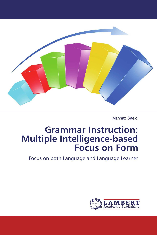 Dissertation multiple intelligences