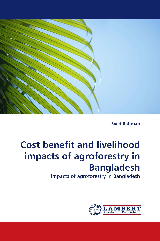 the economic benefits of agroforestry