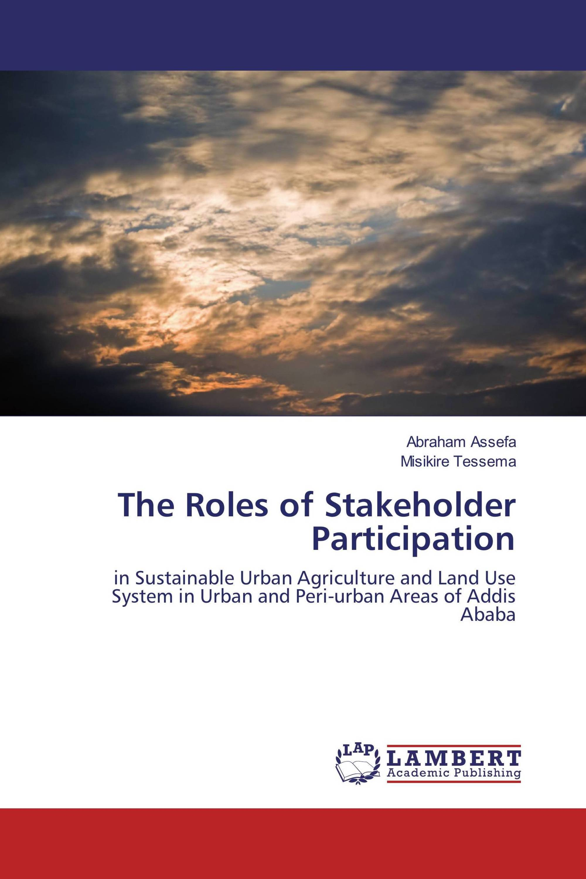 the role of stakeholders