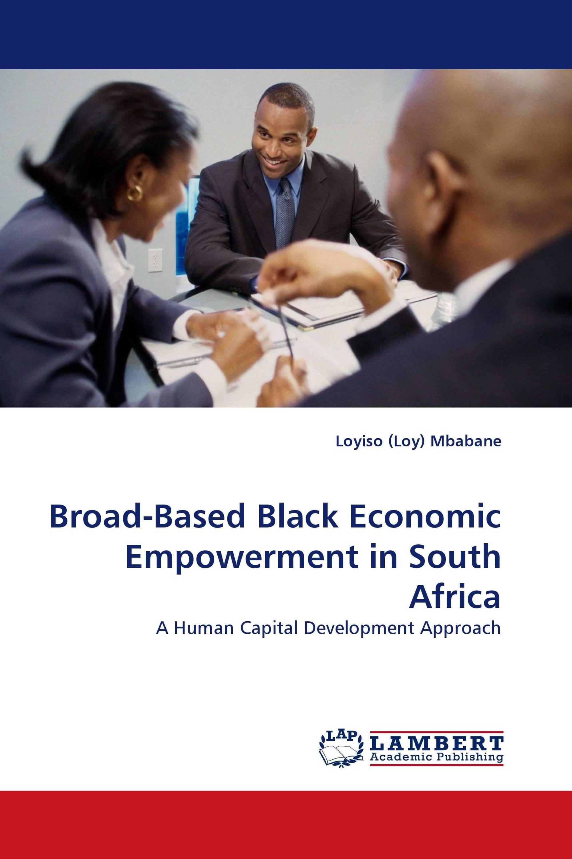 broad based black economic empowerment