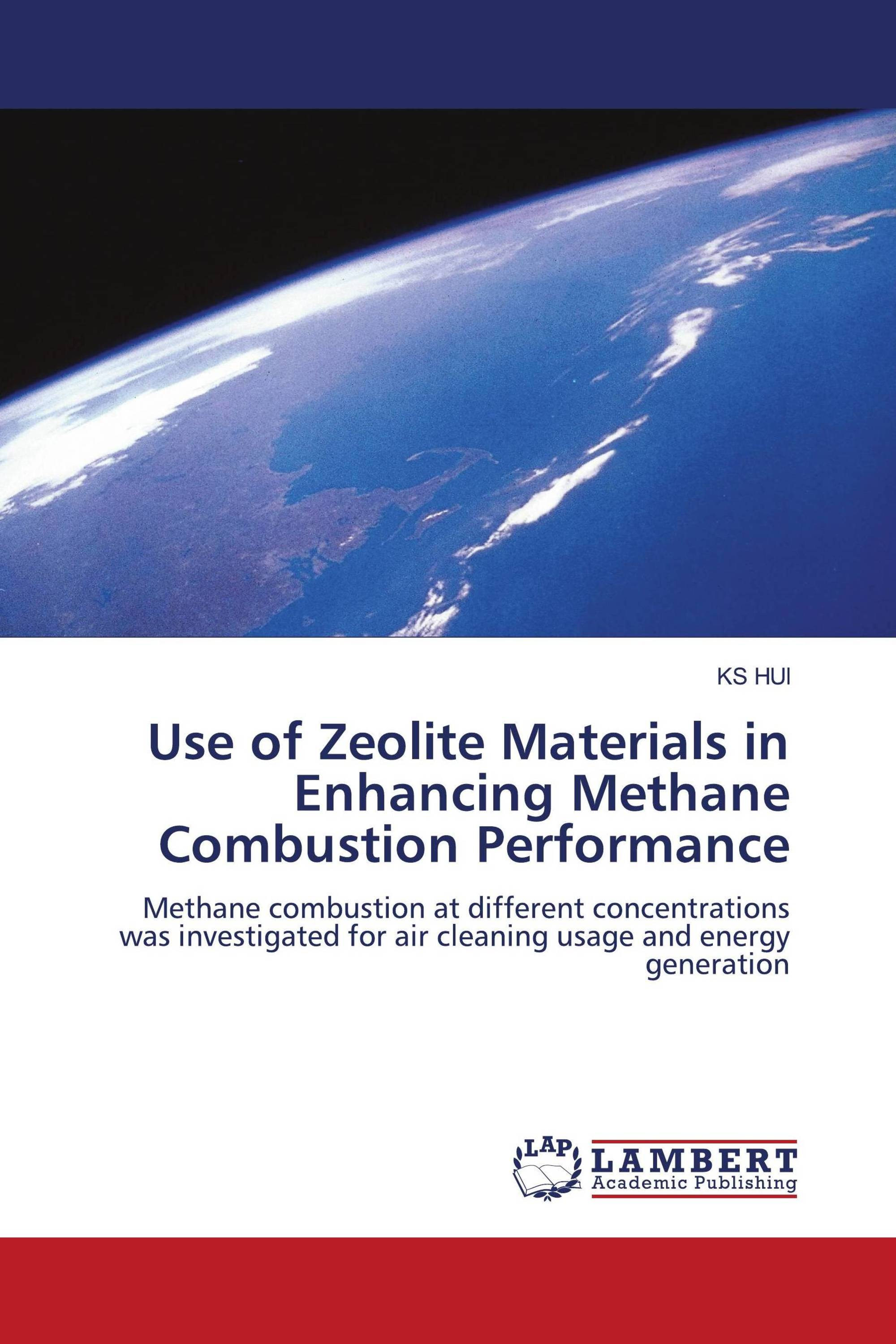 Use of Zeolite Materials in Enhancing Methane Combustion Performance