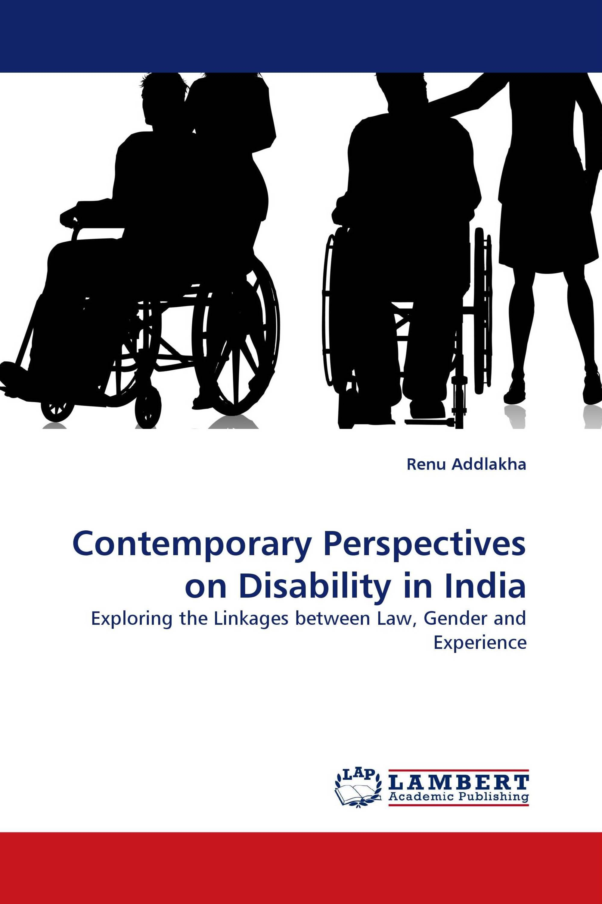 Thesis on disability in india