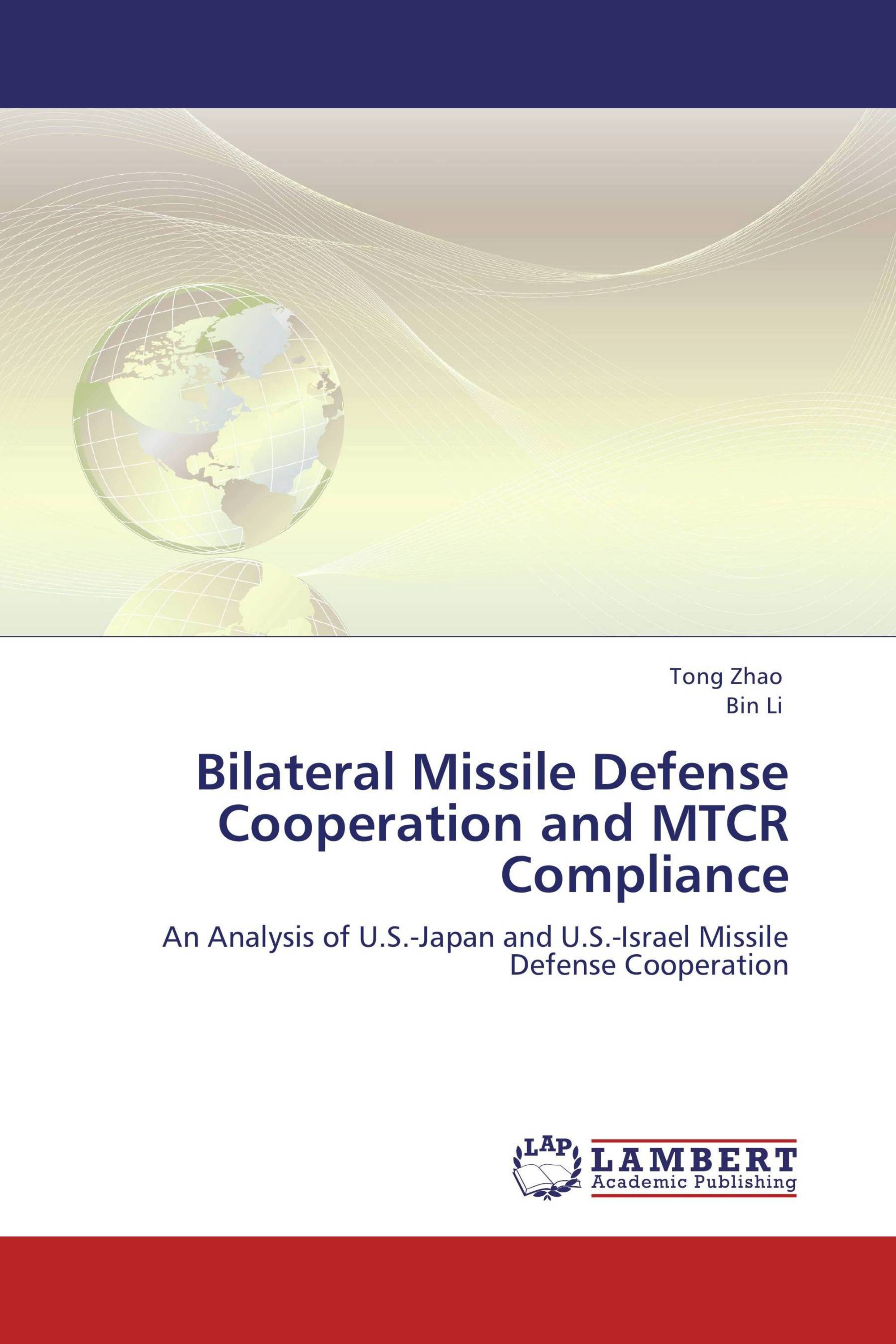 Bilateral Missile Defense Cooperation and MTCR Compliance