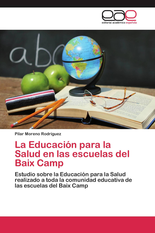 La Educación para la Salud en las escuelas del Baix Camp