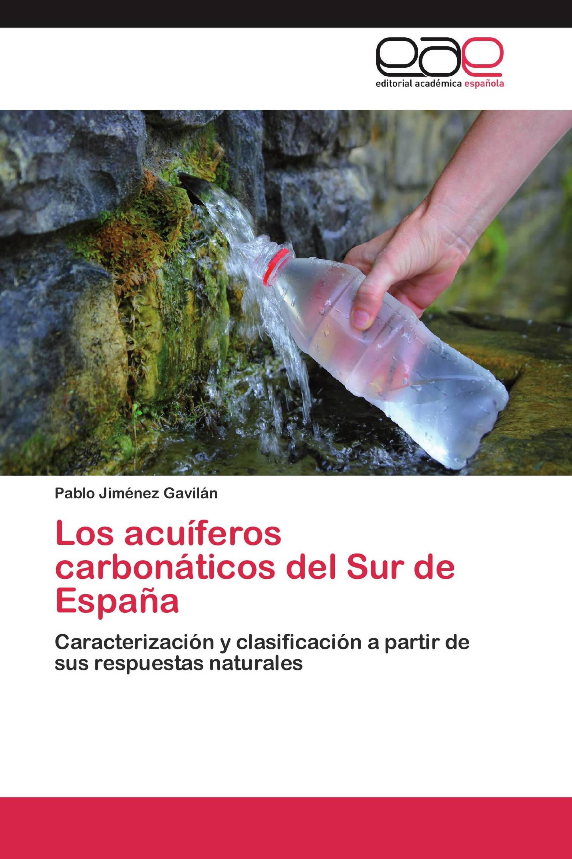 Los acuíferos carbonáticos del Sur de España