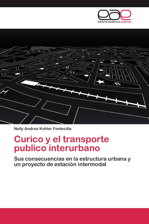 Curico y el transporte publico interurbano